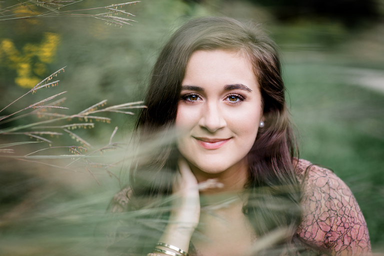 Mansfield Ohio Senior Portrait Photographer
